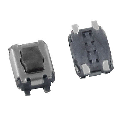 Anlık Tact Dokunsal Push Button Switch SMD SMT Yüzey Montaj 3x3.5x1.8mm