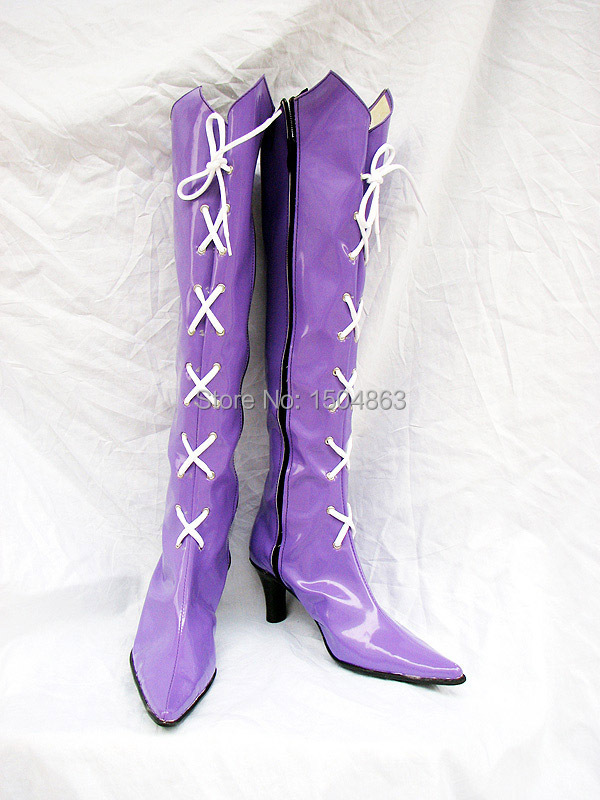 Sailor Moon Sailor Saturn Tomoe Hotaru Cosplay Ayakkabı Çizme Custom Made Cadılar Bayramı Karnaval
