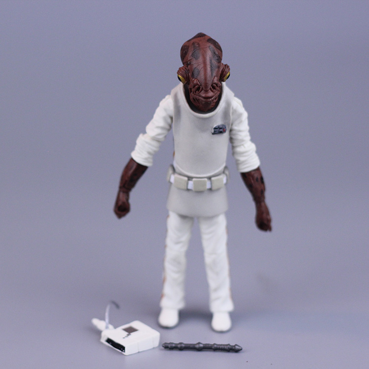 3.75 &39;&39;Action Rakam Star Wars Alien amiral Ekber